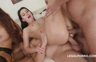 Legalporno – Good morning Ms Black Part 2 Nicole Black  Syren De Mer Balls Deep Anal DAP GAPES ATOGM Fisting